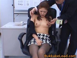 Aya matsuki hawt perilaku seks menyimpang asia boneka enjoys