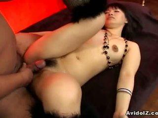 Akane ozora gets les deux de son holes fucked1