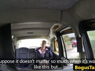 Czech Taxi Amateur Titfucking on Backseat: Free HD Porn 7c