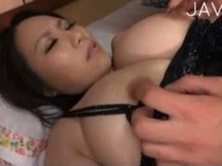 japanisch, große brüste, titjob