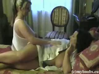 big boobs, lesbian, amateur