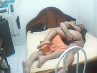 هندي زوجان اشتعلت منزل sextape