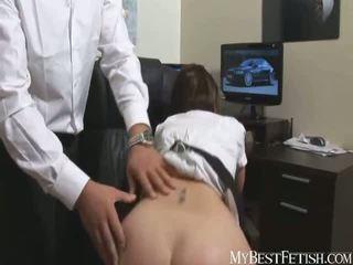 hardcore sex, pěkný zadek, anální sex