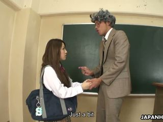 Nepříjemný ria sakurai gets banged po classes