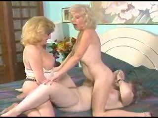 レズビアン, 成熟する, 三つ巴