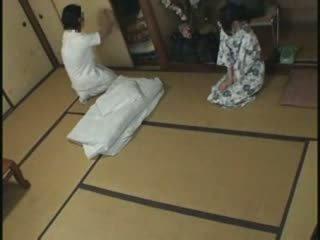 Japońskie pani domu masaż pieprzyć wideo