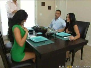 Husbands swap 妻たち 前 へ dinner