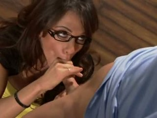Round titted Ariella Ferrera takes a big cock up her hairy hot pussy