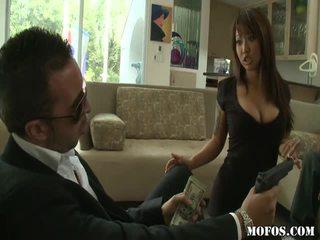 Azjatyckie porno female tastes the rzecz