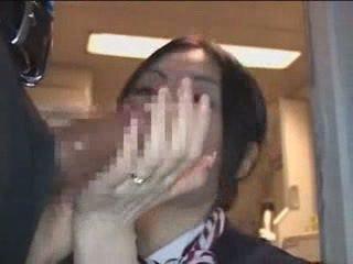 japonês, handjobs, masturbação