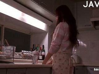 si rambut cokelat, japanese, mahasiswi