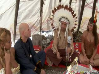 Pocoho: la treaty de peace