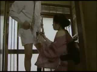 Japanese Housewife In Kimono Fucked Video