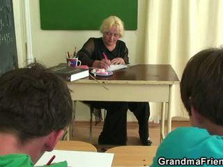 Old 3 adam in the klass
