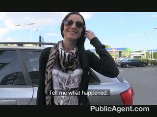 publicagent creampie orgasm