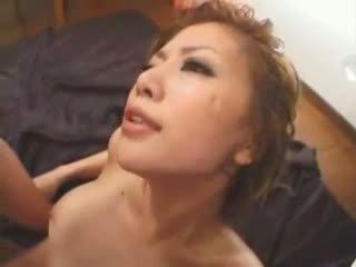 hardcore świeży, idealny azjatyckiego oglądaj