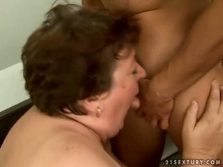 Extremely lemak mbah getting fucked hard