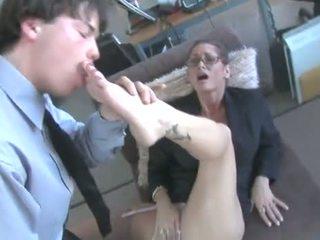 Tiffany Mynx Pleasure Not Business