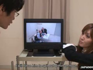 Super Hot Police Agent Yui Igawa Is Ready To Make This