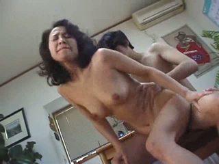 Japanska momen gets körd video-