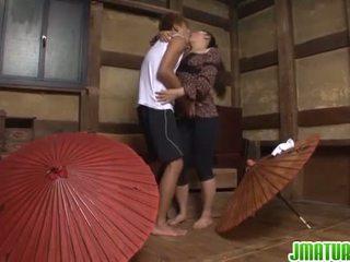 japonijos, masturbacija, brandus