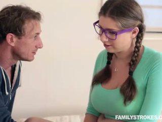 なめること, フェラチオ, 眼鏡