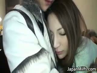 Anri suzuki minunat japonez gagica enjoys part4
