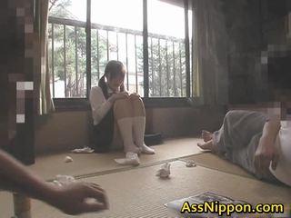 japonais, assfucking, anal