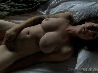 orgazmus, test, maszturbál