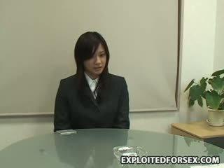 Groped during job wawancara 1