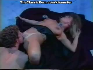 Barbara Dare, Nina Hartley, Erica Boyer in vintage porn
