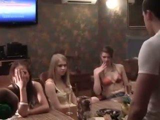 pijany, rosyjski, nastolatków