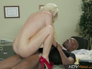 blondynki, wielkie cycki, rogacz
