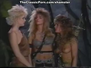 Barbara dare, nina hartley, erica boyer में क्लॅसिक पॉर्न