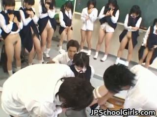 Hot sex jente i skole klasserom