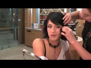 makeup, crossdresser, лице