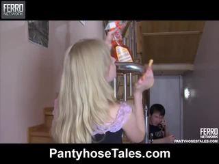 Pantyhose Tales Scenes With Irene, Mima, Joanna