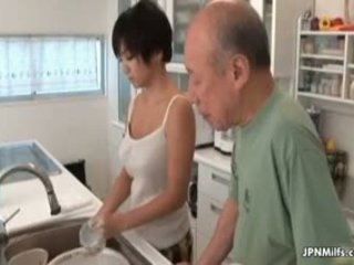 Mesum asia mom aku wis dhemen jancok makes out with an old part5