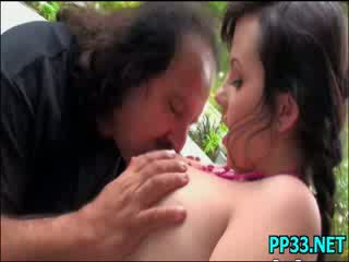 Manis cantik babeh is addicted to big mean cocks