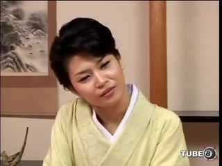 Cum Inside My Kimono - Scene 2 - Third World Media