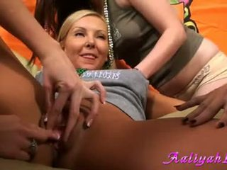 lesbietes, sex puse, all cream in pussy