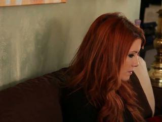 すてきな レズビアン あなた, 品質 赤毛, ベスト 運指 もっと