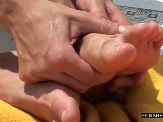 feticismo del piede, gay sex grande uomo, hung grande stallone dick