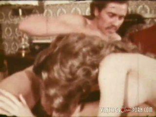 Vintažas porno klipas nuo the 1960s