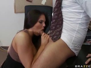 brunette, cute, hardcore sex