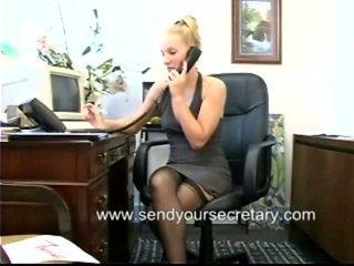 辦公室做愛, 秘書, 辦公室他媽的