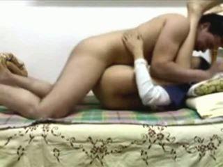 Egipskie para mieć część seks