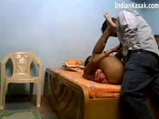 India servant kurang ajar very hard with houseowner in ariani