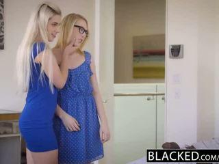 Blacked stepsisters trillium och niki snow först interracial