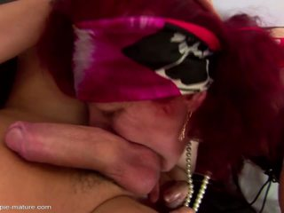 Stepson Fucks Mom in Ass and Piss on Her, Porn ff